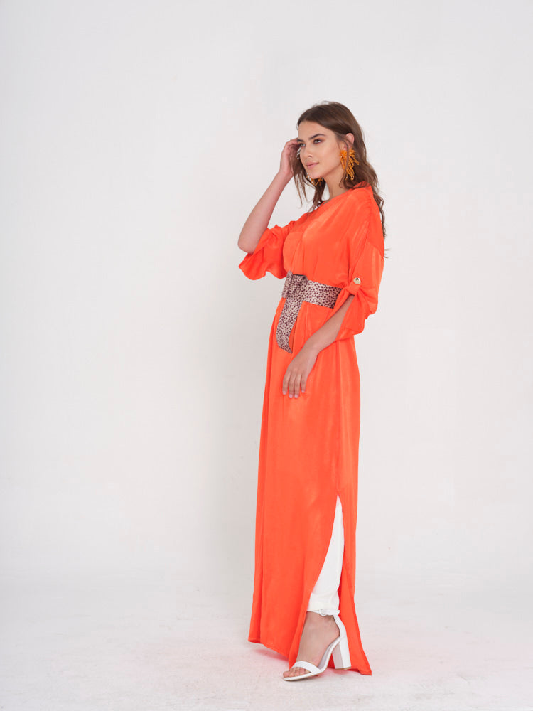 St. Tropez Kaftan Dress