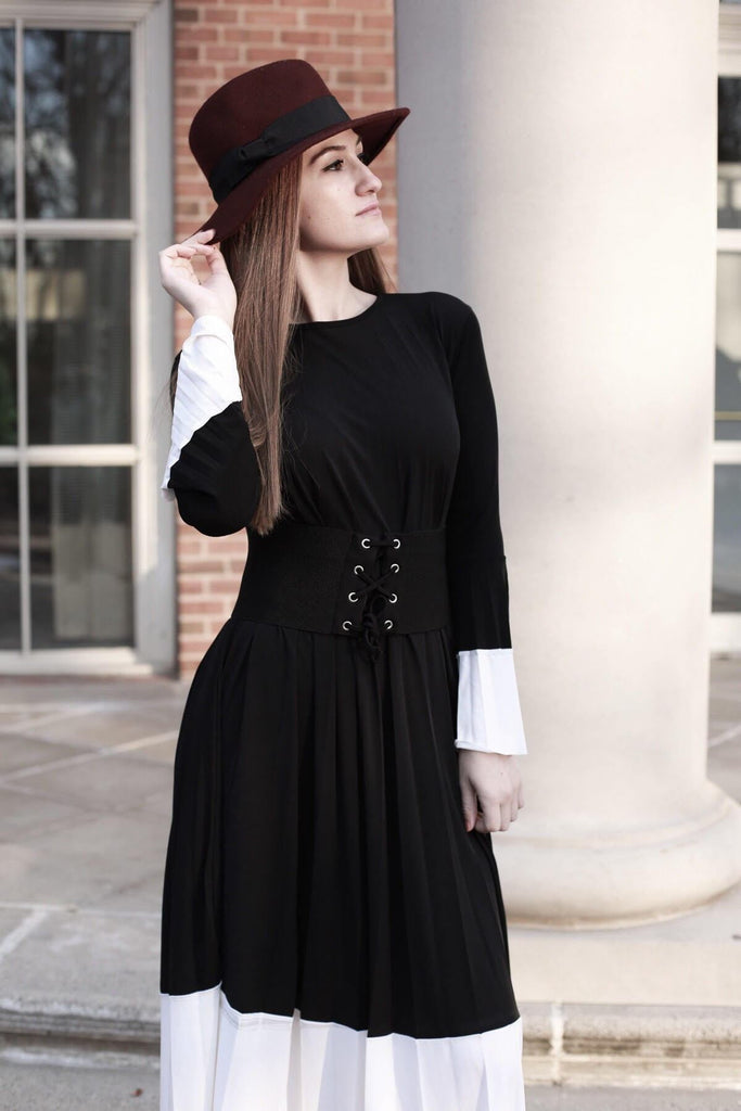 Katie Bell Sleeve Dress - Rou Boutique