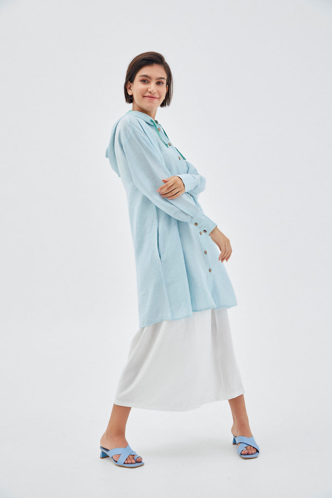 Capri Long Shirt