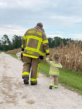Firefighter Kids Jacket
