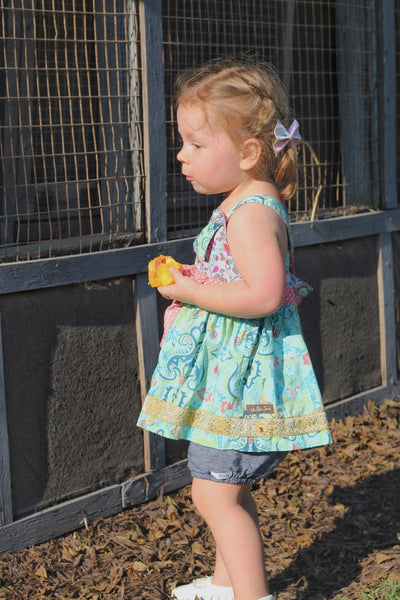 chambray, denim, bloomers, handmade, shop small, fall, trendy, ootd, fashion, girls, toddler