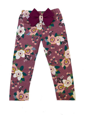 RTS Floral Leggings