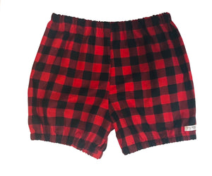 buffalo plaid, bloomers, handmade, Christmas, winter, popular, toddlers, girls