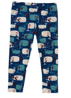 RTS Whale Leggings