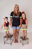 Firefighter Wife Tee