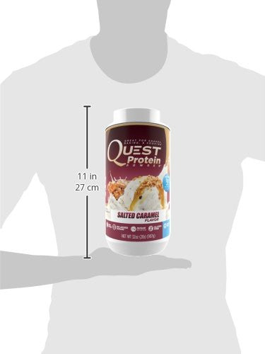 Quest Nutrition Protein Powder, Salted Caramel