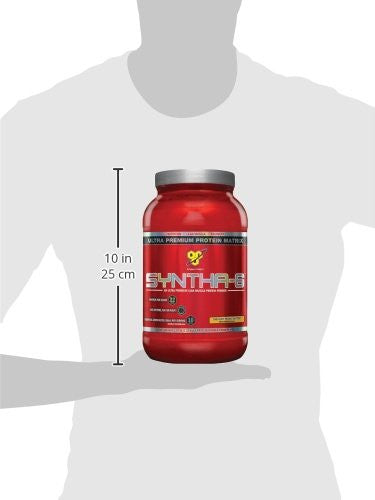 BSN SYNTHA-6 Protein Powder - Chocolate Peanut Butter