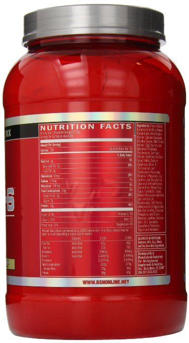 BSN SYNTHA-6 Protein Powder - Cookies and Cream
