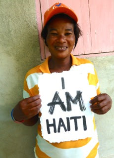 We are back from Matenwa with our eyes and hearts filled with the magic of Haiti