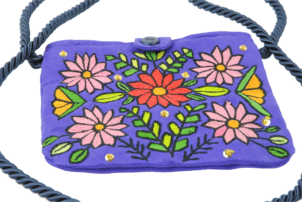 Little Flower Purse