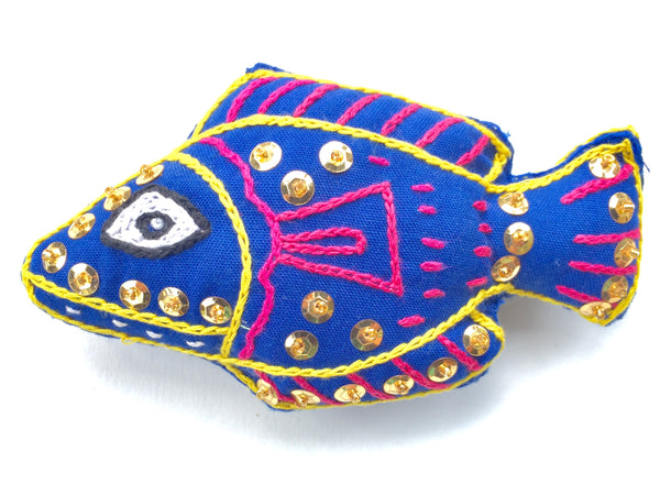 Ornament: Fantastic Fish