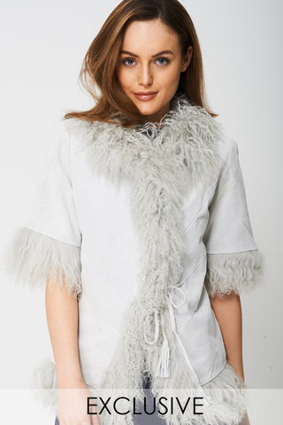 Exclusive Collection Fur Jacket