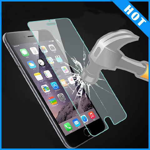 Military Grade Tempered Glass Screen Protector