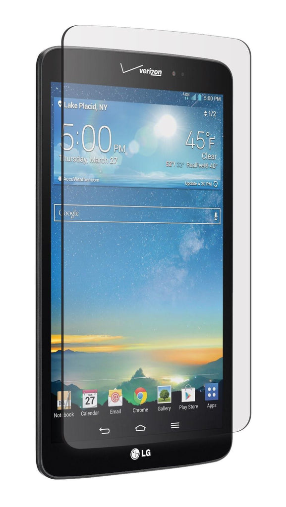 Nitro Glass Screen Protector for LG G Pad X8.3 - Clear