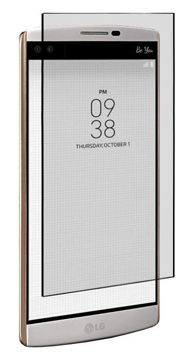 Nitro Glass Screen Protector for LG V10 - Clear
