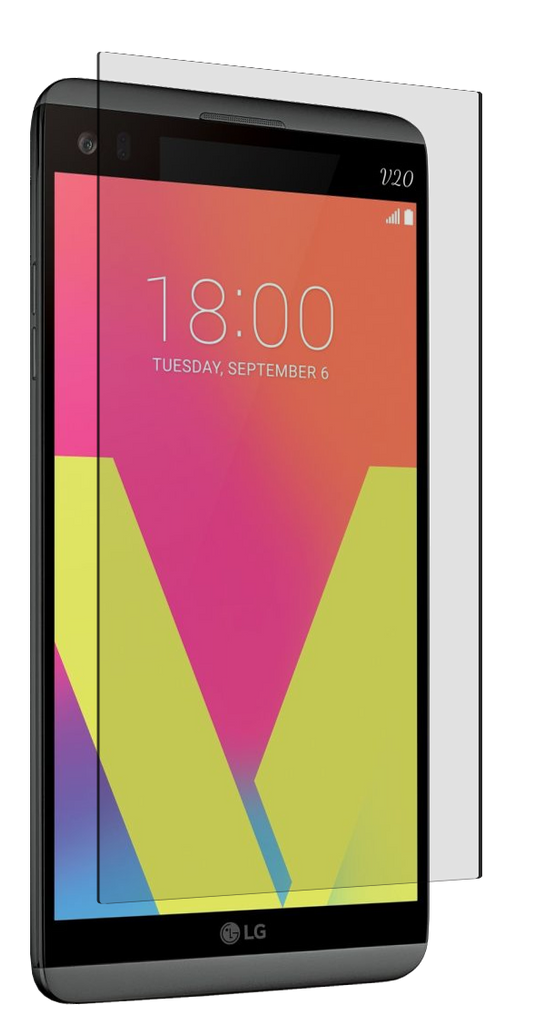 Nitro Glass Screen Protector for LG V20 - Clear