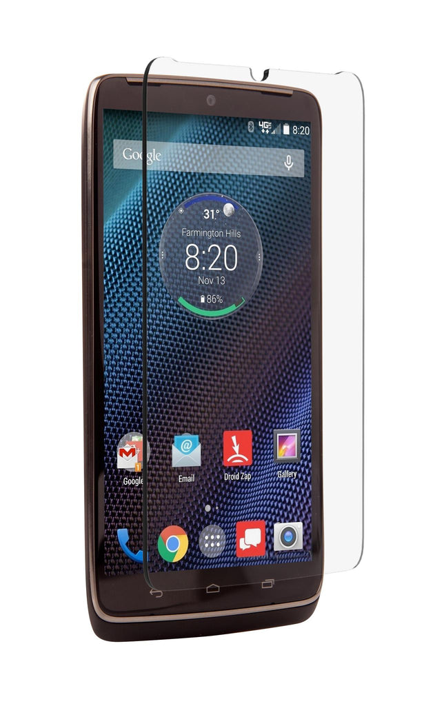 Nitro Glass Screen Protector for Motorola Droid Turbo - Clear