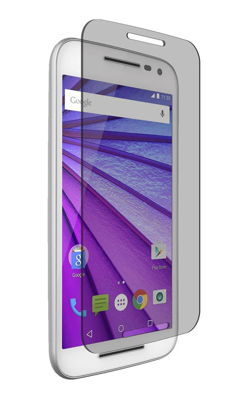 Nitro Glass Screen Protector for Motorola Moto G 2015 - Clear