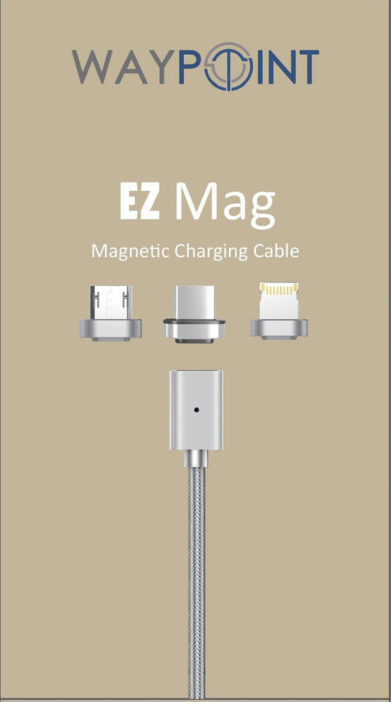 Waypoint EZMag Magnetic USB Cable