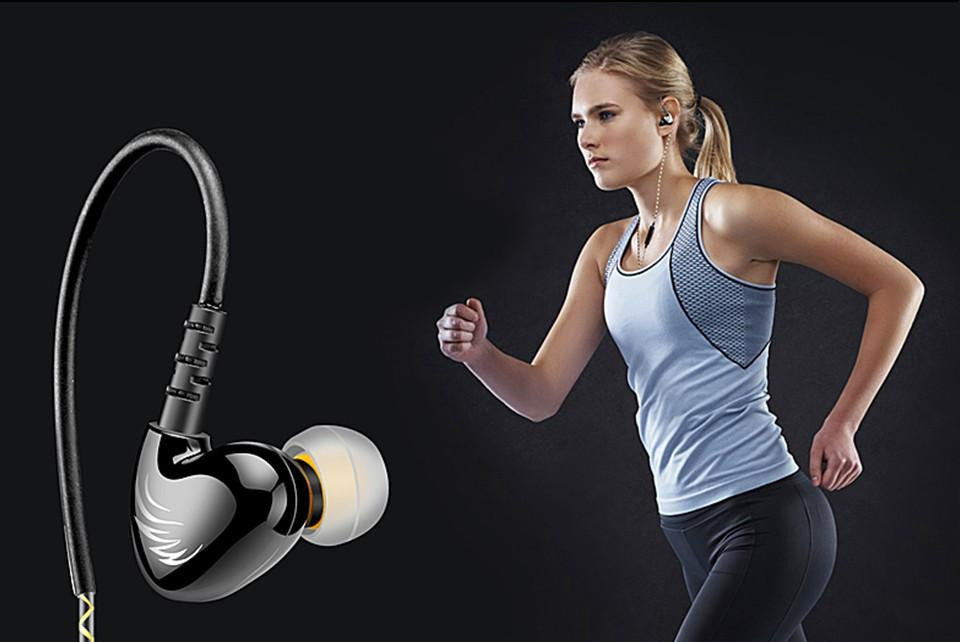 S6 Sports HIFI Headphones