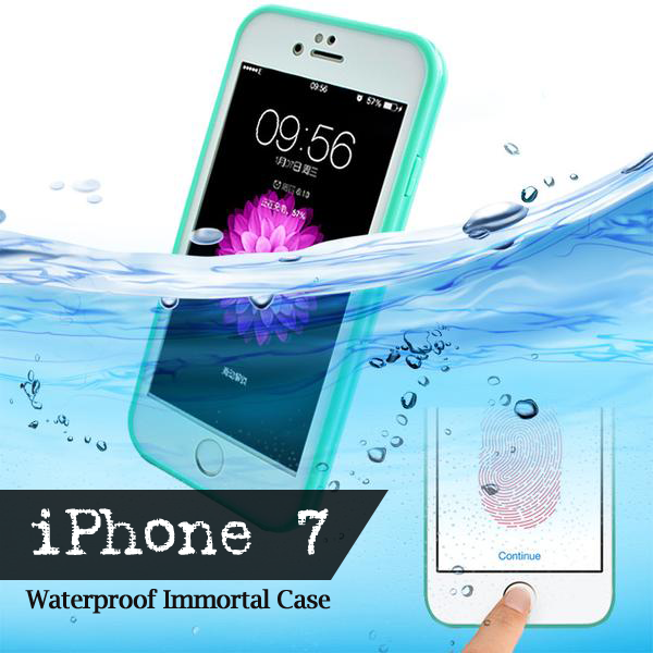 50% OFF + FREE SHIPPING - The Waterproof Immortal™ iPhone Case - For iPhone 7