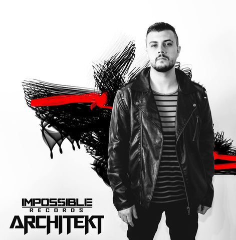 Architekt Music DJ Impossible Records Artist