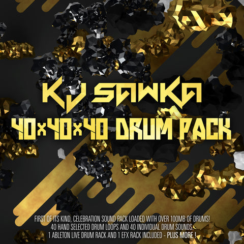 Special Offer: 40x40x40 Drum Pack