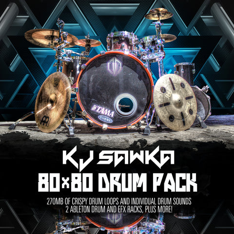 80x80 Loop & Sample Pack