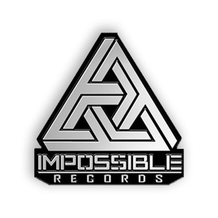 Impossible Records Hat Pin