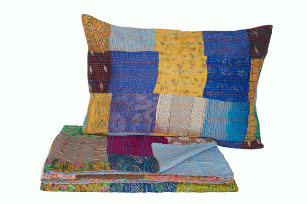 KANTHA BED SPREADS