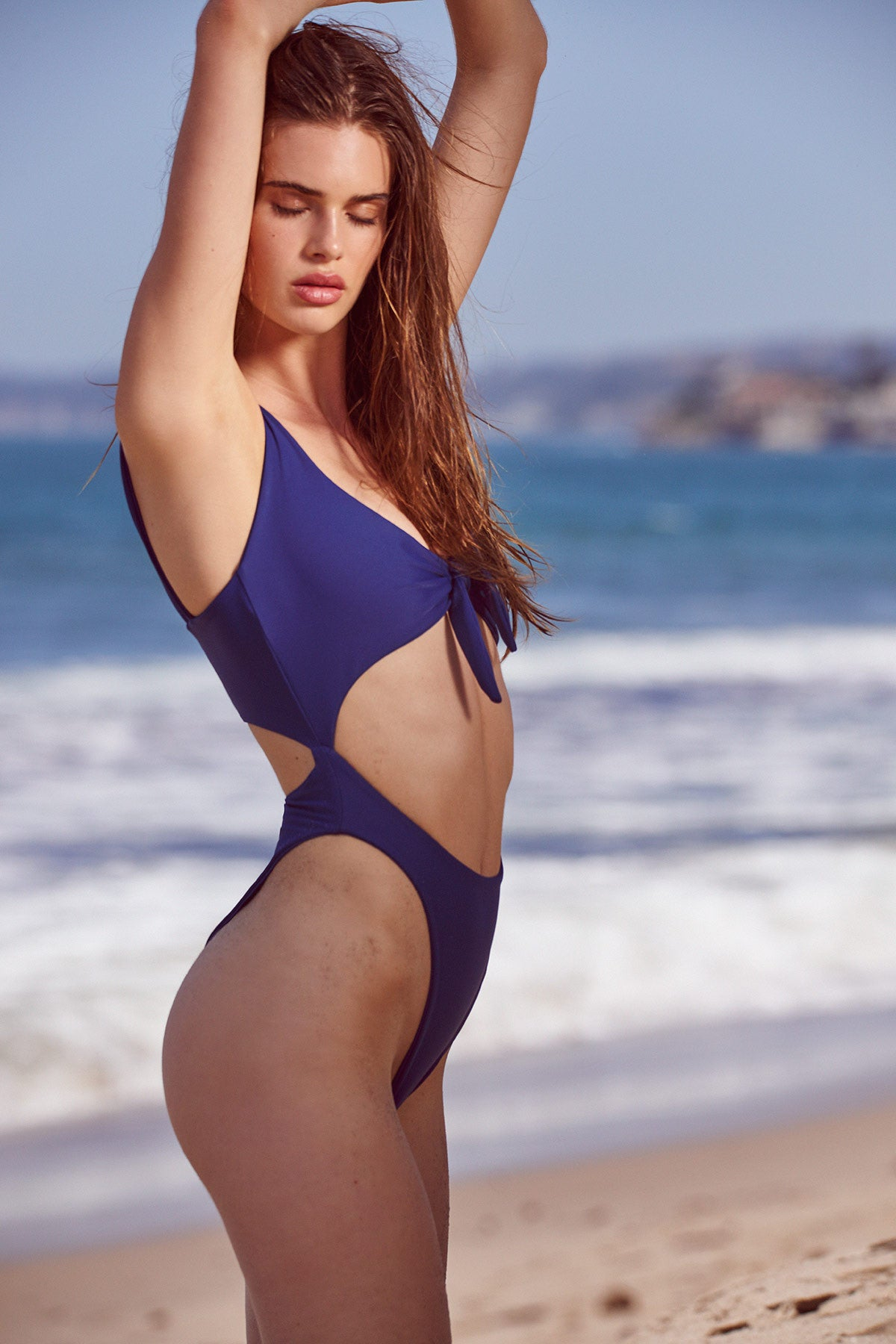 Coquina One Piece - Navy