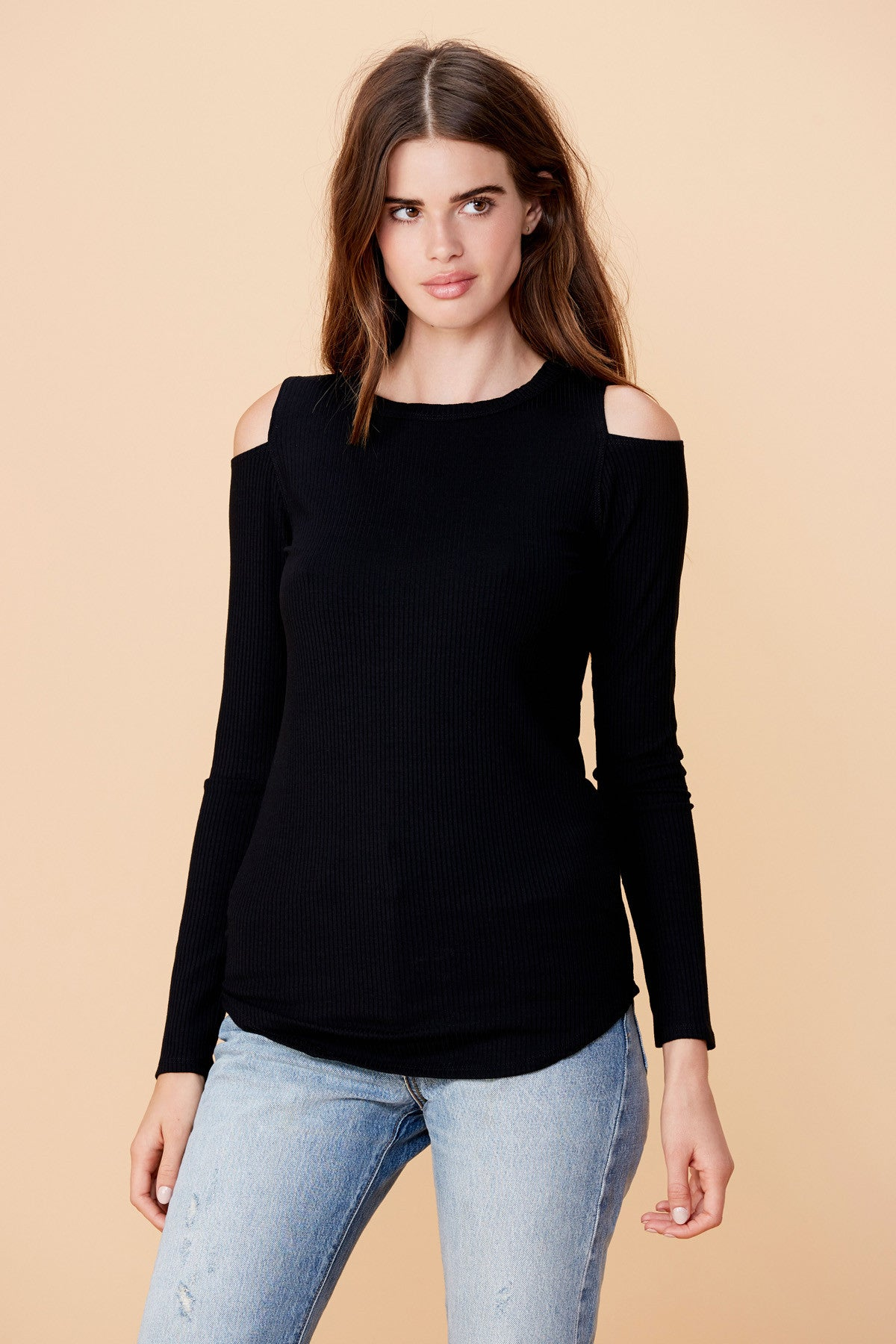 Ashley Jane Top - Black