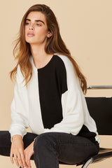 LNA Darly Brushed Sweater