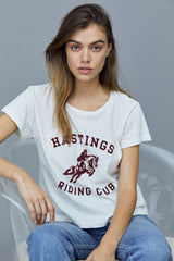 LNA Hastings Riding Club Graphic Tee