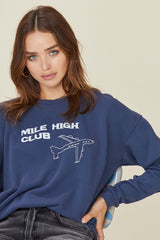 LNA Mile High Club Sweatshirt
