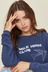 LNA Mile High Club Pullover
