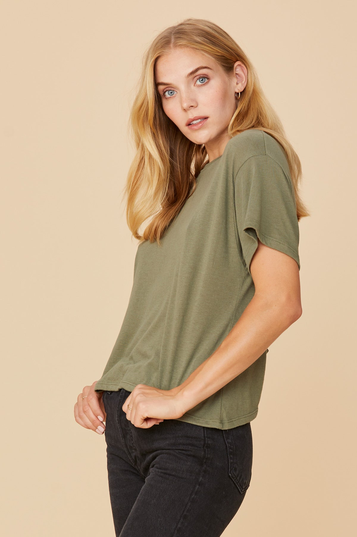 LNA Puma Brushed Tee