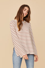 LNA Brushed Spell Sweater Top