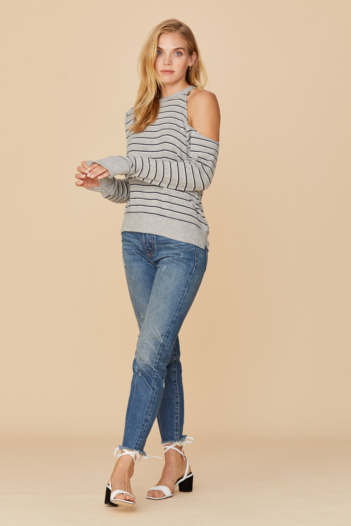 LNA Flynn in stripe