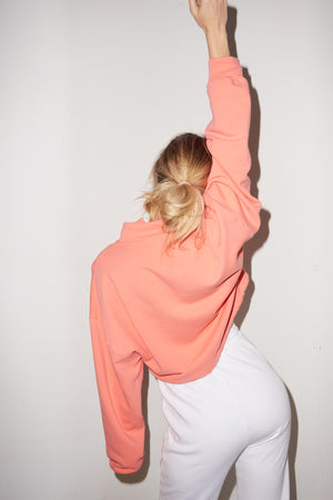 LNA Terry Sweat in White