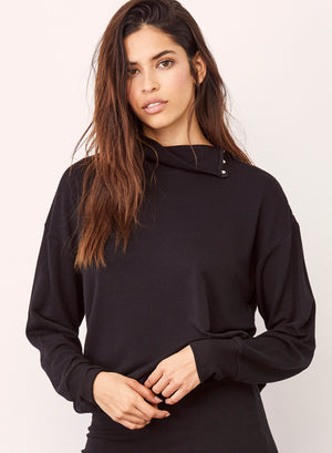 Brooks Sweatshirt - Black