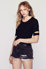Esso Top - Black