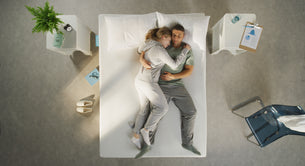 Quelle position adopter pour dormir en couple ?