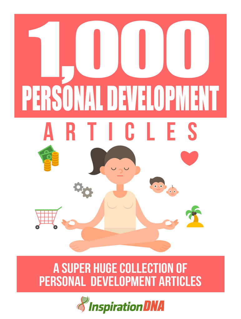 1,000 Personal Development Articles