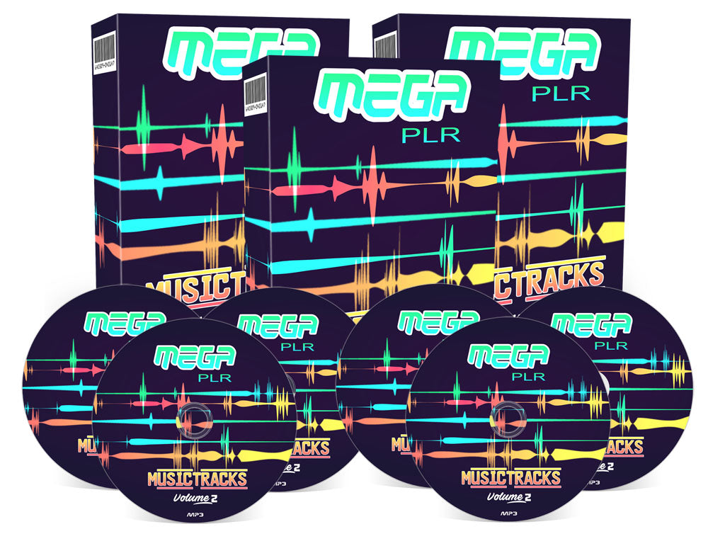 Mega Music Tracks V2 (Audio)