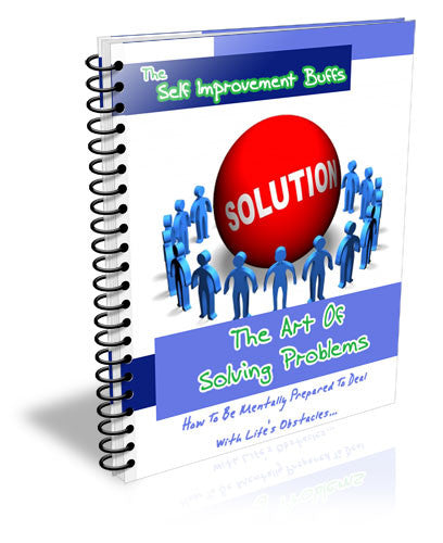 The Self Improvement Buffs (PLR)