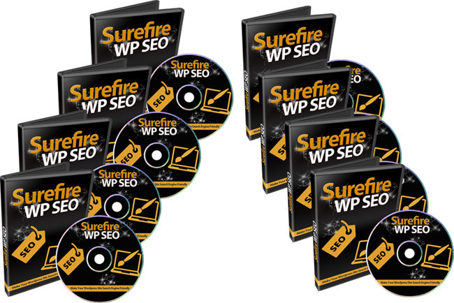 Surefire WP SEO Course (Audios & Videos)
