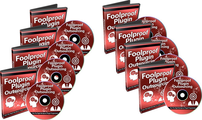 Foolproof Plugin Outsourcing (Audio & Video)