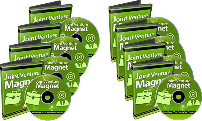 Joint Venture Magnet (Audios & Videos)