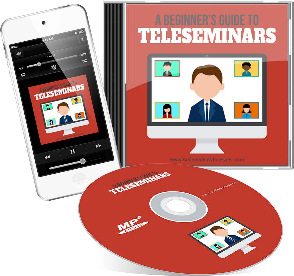 A Beginner's Guide to Teleseminars Audio Book (Master Resell Rights License)